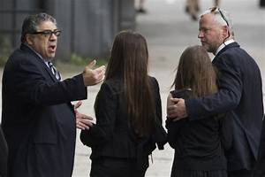 James Gandolfini funeral: Son Michael Gandolfini carries ...