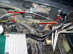 How To Make Glow Plug Switch Manual Operated
