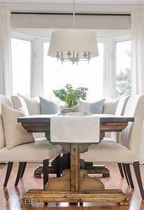 DIY Farmhouse Dining Table Plans A Burst of Beautiful