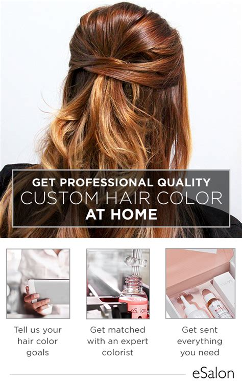 Coloring Roots At Home by Coloring Your Hair At Home Just Got Ten Times Easier Take