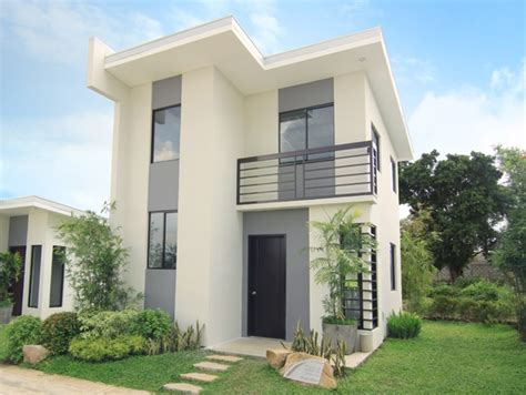 amaia model homes naga city real estate