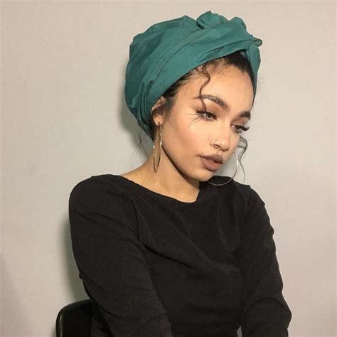 ideas  turban hijab  pinterest