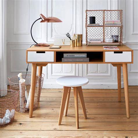 le bureau retro bureau vintage pour une décoration rétro taaora