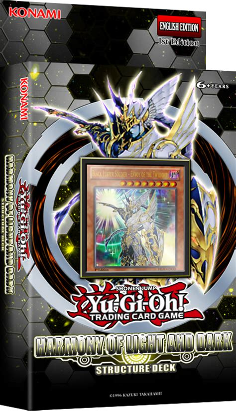 Yugioh Structure Deck List Wiki by Structure Deck Harmony Of Light And By Grezar On