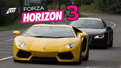 Forza Horizon 3  Pc  Torrents Games