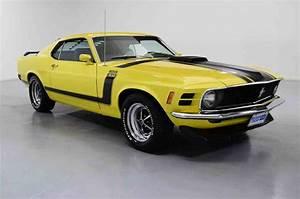 One Rare Pony: Yellow 1970 Mustang Boss 302 - MustangForums