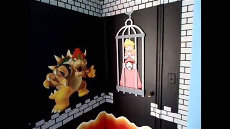 Super Mario Theme Bedroom Youtube