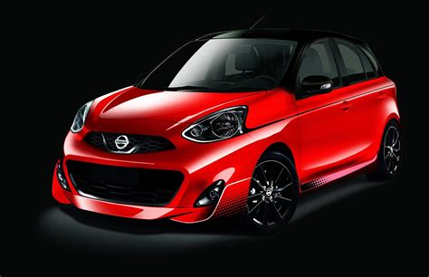 nissan march nissan march midnight edition brings bold styling to brazil