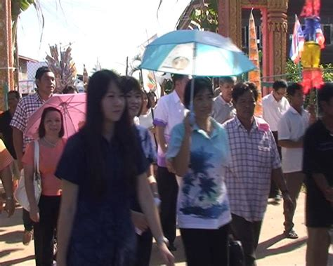 หนองคาย - ข่าวท้องถิ่น NCTV THABO: ชาวบ้านบ้านฝาง ตำบลน้ำ ...