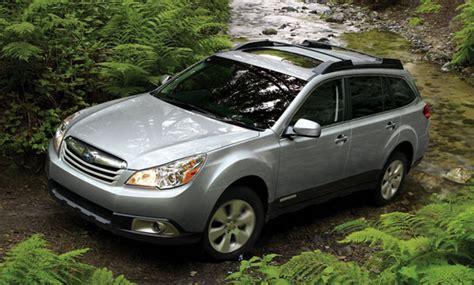 Subaru Outback 2011, High-performance
