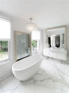 ideas for bathroom mirrors 30 marble bathroom design ideas styling up your