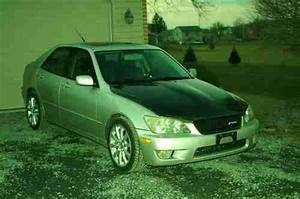 Purchase Used 2002 Lexus Is300 5  Lsd In