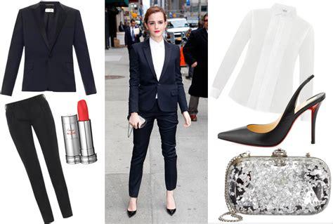 Get The Look Emma Watson Carries Reece Hudson Purseblog