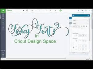 Space Cricut Design Fonts