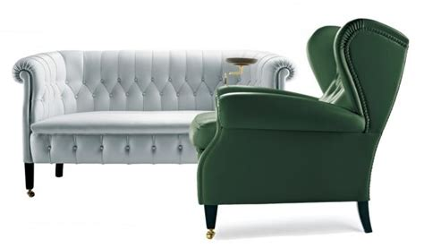 Poltrona-frau-fumoir-sofa-and-1919-armchair