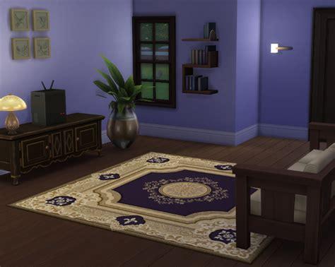 nouveaulicious ts conversion rug simsworkshop