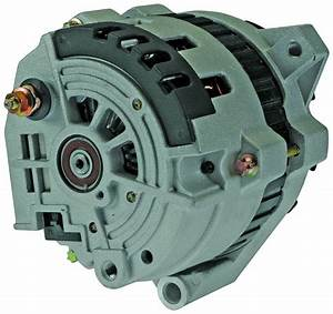New Alternator Fits Chevrolet  Gmc 1993