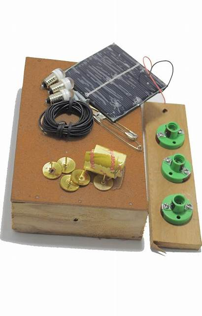 Solar Science Kit Traffic Powered Project Projects