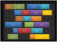 Timeline Excel 2010 Template Free download and software