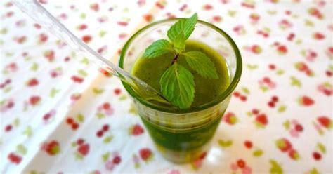 recette gaspacho courgettes menthe