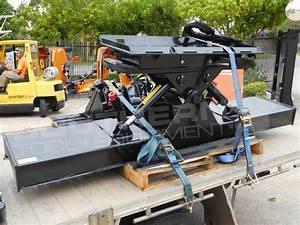 2100mm Heavy Duty Angle  U0026 Tilt Skid Steer Dozer Blade  U2013 Southern Tool   Equipment Co