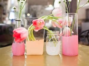 Bouteille En Verre Ikea : les bouteilles en verre relook es en objets d co elle d coration ~ Teatrodelosmanantiales.com Idées de Décoration