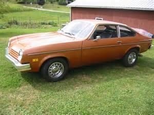 Classic Cars Chevy Vega