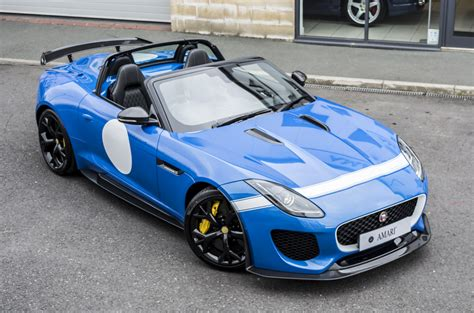 2016 (16) Jaguar F-type 5.0 V8 S/c Project 7 For Sale In