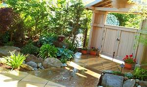 garden design with small ideas for privacy the landscaping With simple and easy backyard privacy ideas