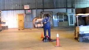 Pallet Jack Race Failure