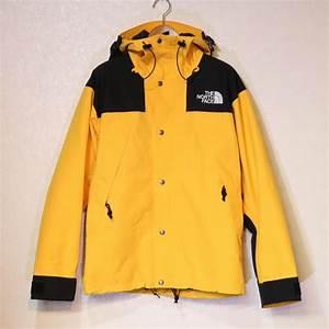 the 1990 mountain jacket gtx yellow