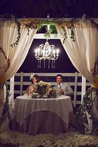 12 Most Romantic Night Wedding Ideas Sweetheart Table