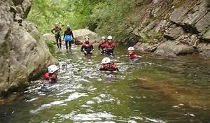 Canyon découverte : séjour canyoning, demi journée canyoning en Ardèche : Canyon Besorgues