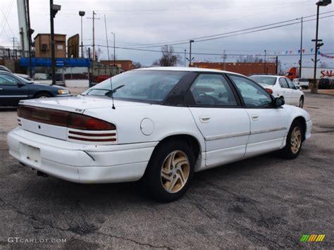 1993 Dodge Intrepid by 1993 Bright White Dodge Intrepid Es 61344349 Photo 3