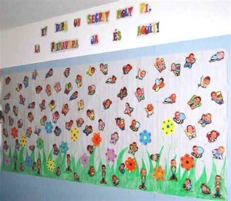 mural de primavera imagui