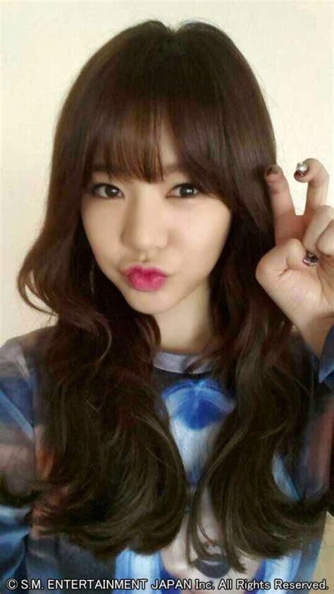 female kpop hairstyles long  short