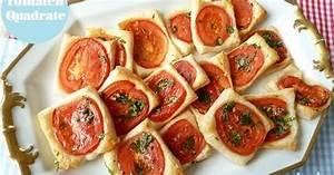 Fingerfood Rezepte Schnell Und Einfach : penne im topf bl tterteig tomaten quadrate ~ Articles-book.com Haus und Dekorationen