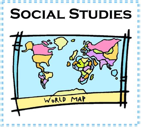 cute social studies clipart   cliparts