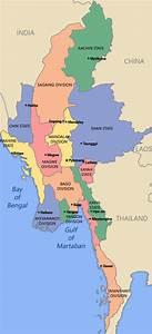 Ook dit is Myanmar: 's werelds langste conflict - Zuidoost