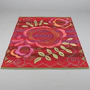 Gudrun Sjöden Teppich : matta ull ros gudrun sj d n 183 x 146 5 cm teppiche textilien teppiche auctionet ~ Orissabook.com Haus und Dekorationen