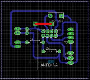 Diy Pcb For Esp8266 Wifi Module