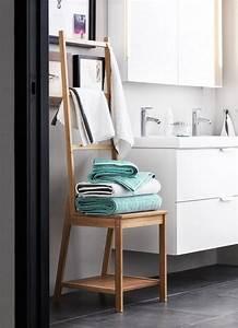 Étagère salle de bain IKEA : sélection des meilleures
