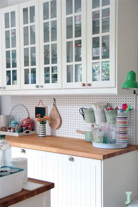 smart  practical pegboard ideas   home digsdigs