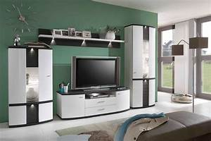 Ideal Mbel Interesting Affordable Fabulous Wohnwand Weiss