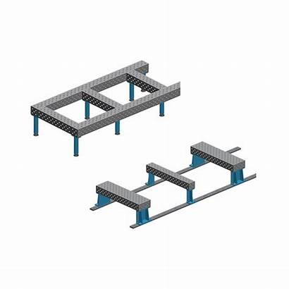 Tools Support Welding Table