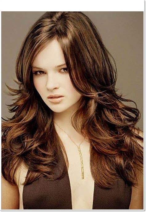 layered hairstyles long layered haircuts   faces