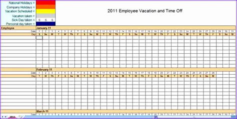 schedule template  excel exceltemplates
