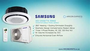 Samsung Cassette Air Conditioner Manual