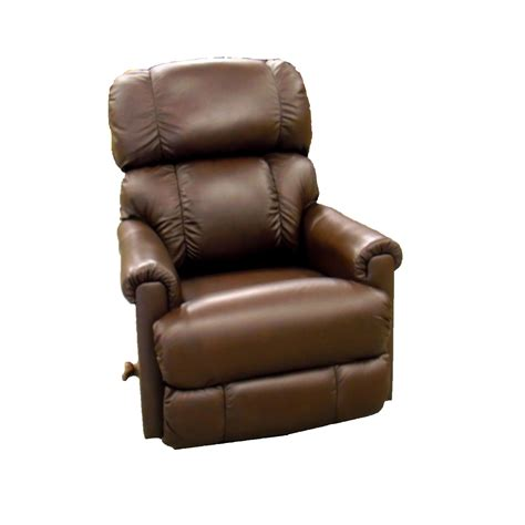 lazboy 10 512 leather rocker recliner home