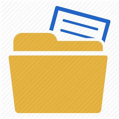 Icon Repository Data Folder Document Archive Report